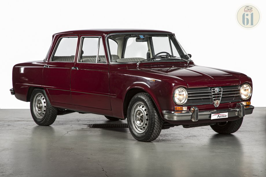 Lot 73 Alfa Romeo Giulia Ti 1300 1970 Oldtimer Auction
